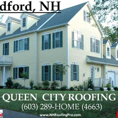 Residential Roofing Company Bedford Nh Queen City Roofing